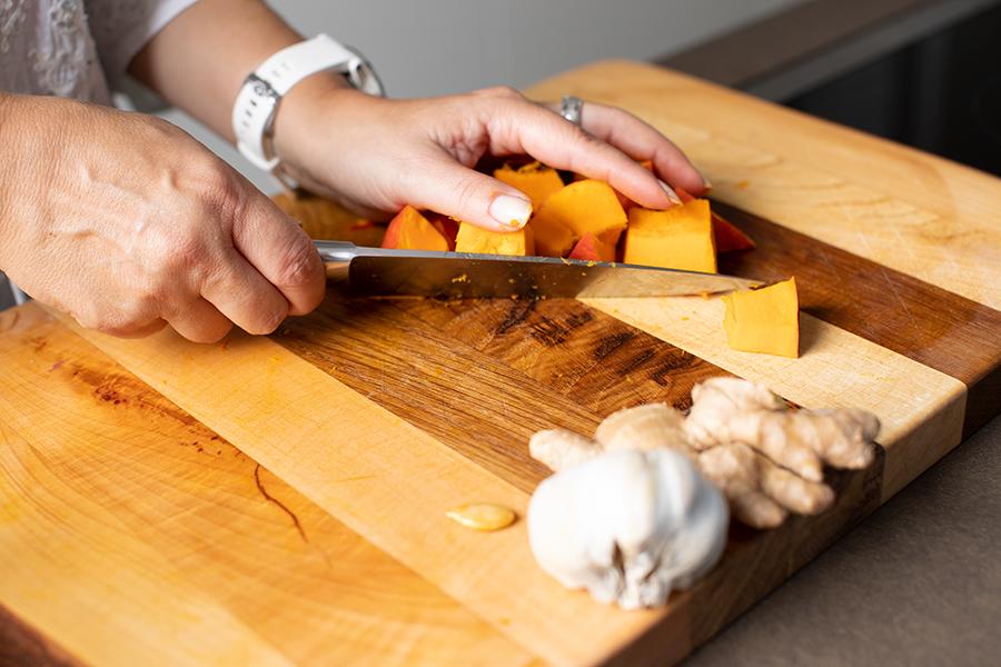 Kochen mit Fatburnern wie Ingwer & Chilli