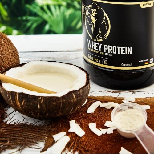 Whey Protein Konzentrat 750g