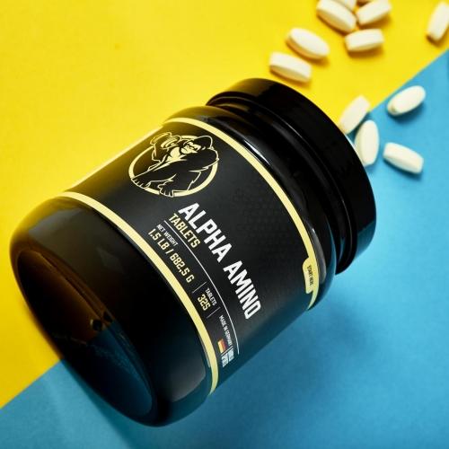 Alpha Amino 325 Tabletten