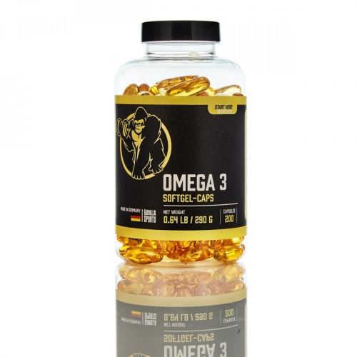 Omega-3 200 Kapseln
