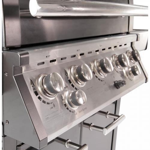 Gasgrill BBQ CHIEF Helios 5+1