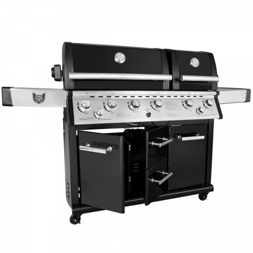 Gasgrill BBQ CHIEF Kronos 6+1