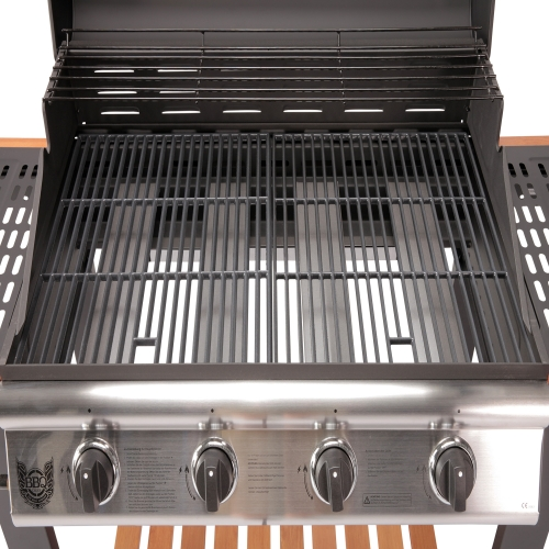 Gasgrill BBQ CHIEF Timber 4.0