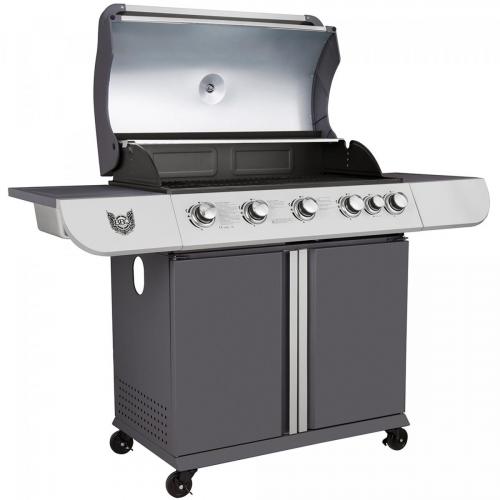 Gasgrill BBQ CHIEF Vision 5+1