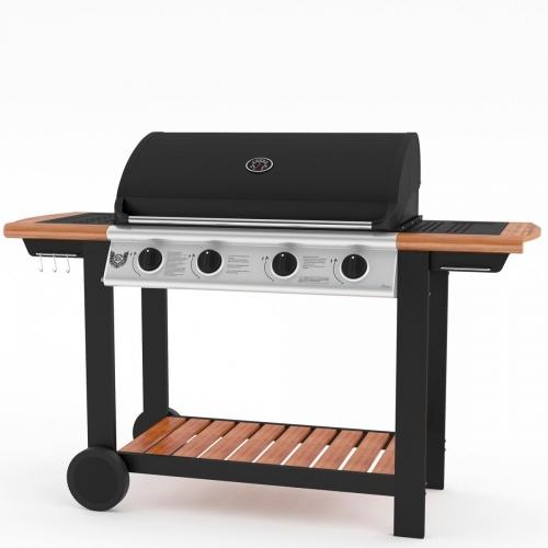 Gasgrill BBQ CHIEF Timber 4.0