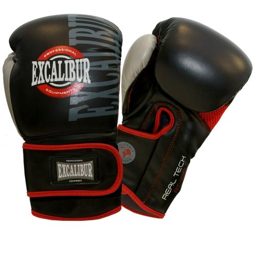 EXCALIBUR Boxset PRO 14oz. mit Boxsack, Boxhandschuhen, Bandagen und Springseil