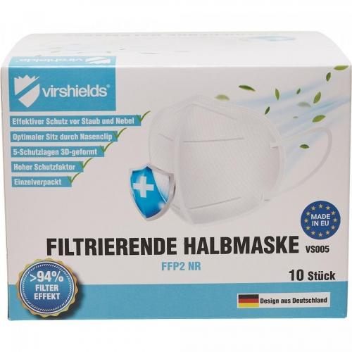Gesichtsmaske FFP2 5-lagig