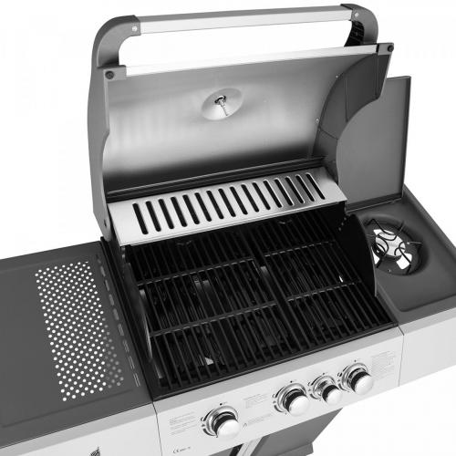 Gasgrill BBQ CHIEF Core 3+1