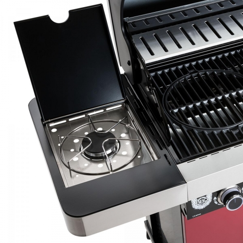 BBQ Chief 6.0 - Farbe rot