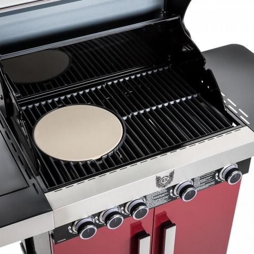 Gasgrill MAXXUS BBQ CHIEF 9.0 rot - Testsieger bei Haus & Garten