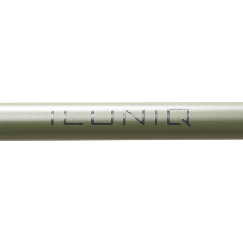 ICONIQ Olympia Langhantel 220 cm khakigrün