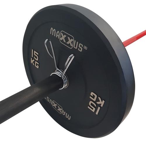 MAXXUS Federverschluss für Hantelstangen 50mm