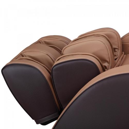 Massagesessel MX 8.0z Farbe dunkelbraun/braun
