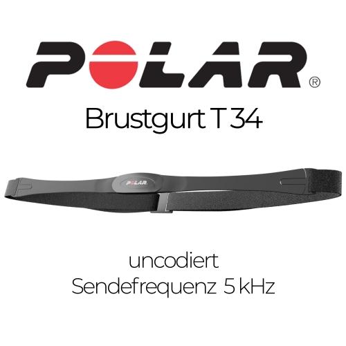 Polar Pulsgurt T34 Größe M