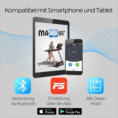 MAXXUS Laufband RunMaxx 6.3