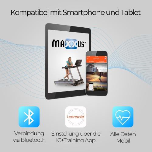 MAXXUS Laufband RunMaxx 8.1