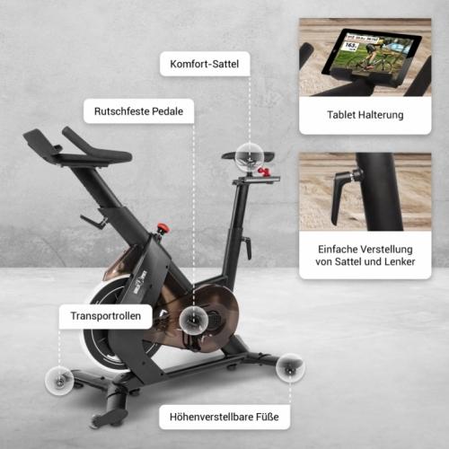Indoor Speed Bike Pro S200