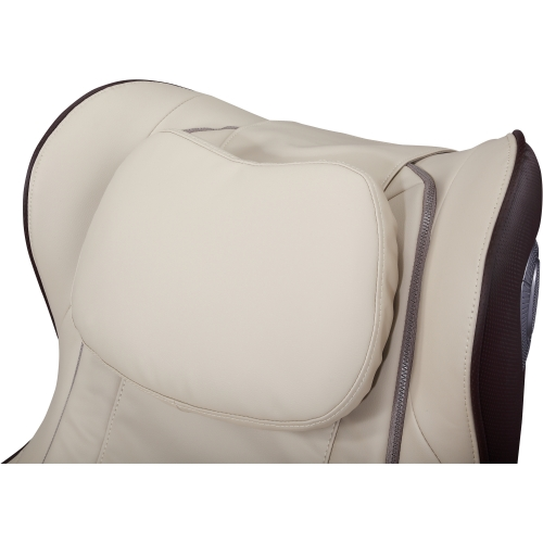Massagesessel MX 7.1, Farbe brown/champagne