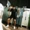 Hantelscheibe 51mm Gusseisen Gripper 1,25 kg