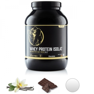 Whey Protein Isolat 750g