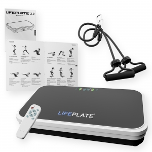 LifePlate Vibrationsplatte 2.0