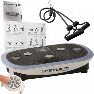 LifePlate Vibrationsplatte 4.0