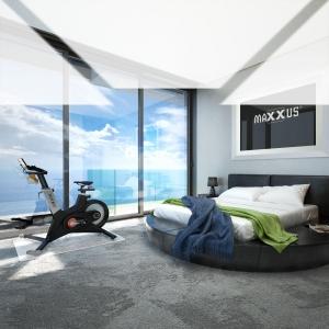 MAXXUS Bodenschutzmatte, transparent