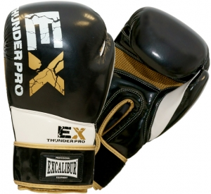 Boxhandschuhe EXCALIBUR THUNDER PRO 10, 12, 14 Unzen
