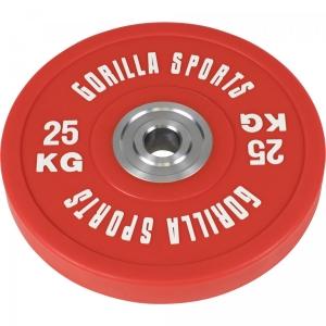 Bumper Plates Profi Sets 25kg