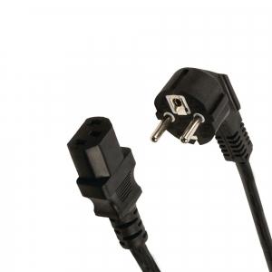 Ersatz-Netzkabel für Laufband und Vibrationsplatten mit 230V