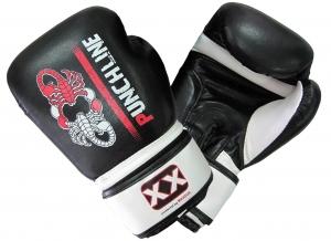 PUNCHLINE Boxhandschuhe SCORPION in 10, 12 und 14 Unzen