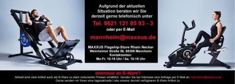 MAXXUS SHOWROOM MANNHEIM