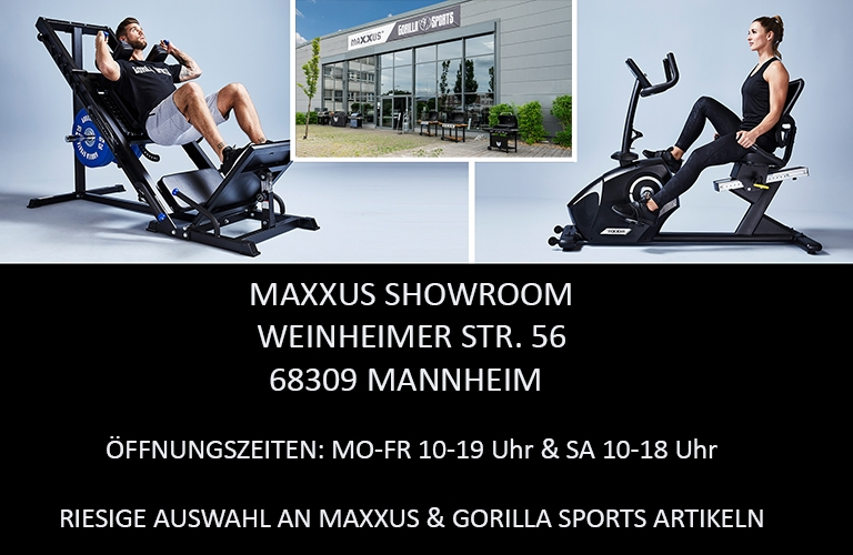 MAXXUS SHOWROOM
