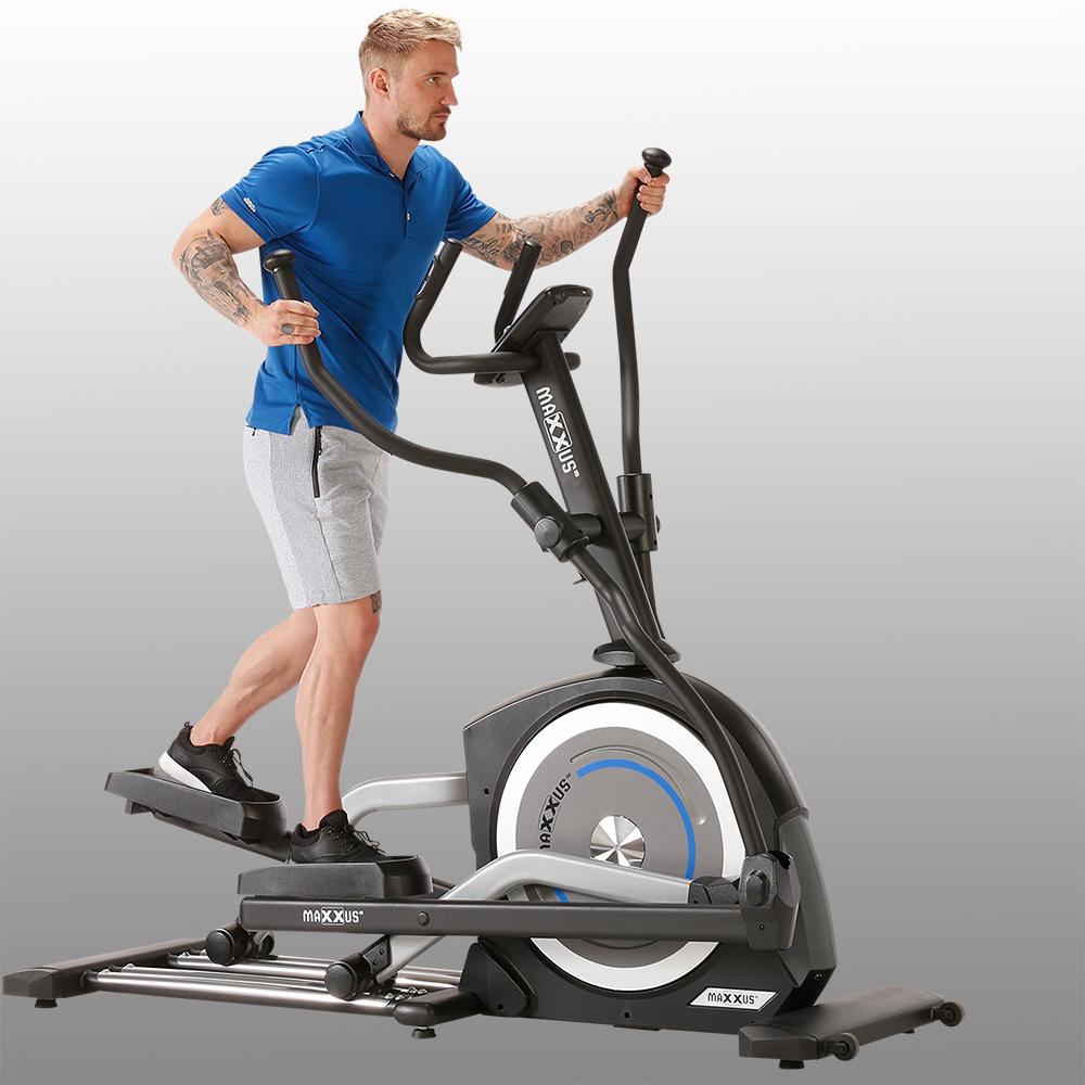 MAXXUS Crosstrainer für eine gesunde, natürliche Laufbewegung